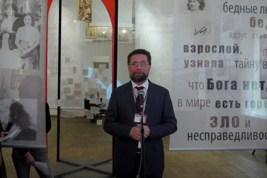 Дмитрий Гасак, председатель Преображенского братства и первый проректор Свято-Филаретовского института