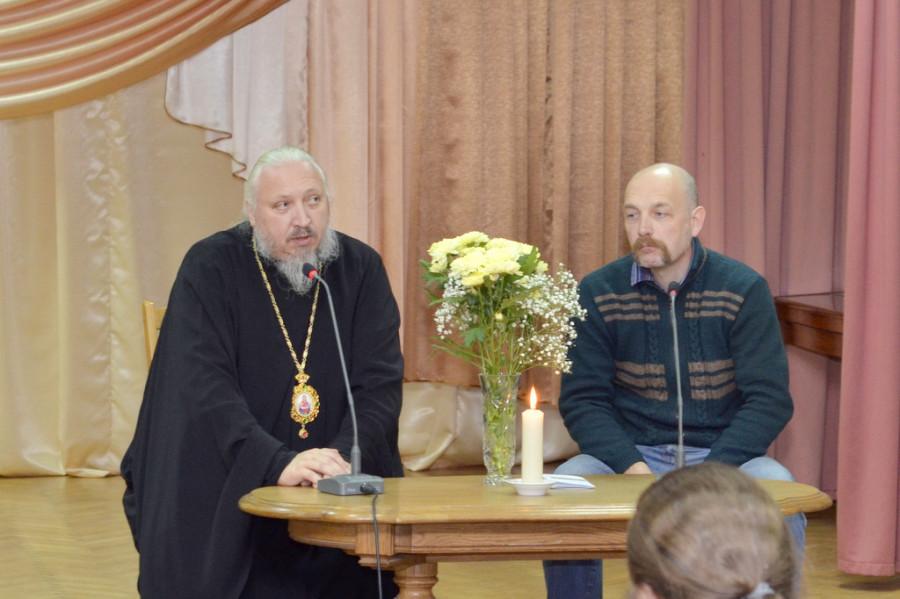 Епископ Гомельский и Жлобинский Стефан, Андрей Скидан