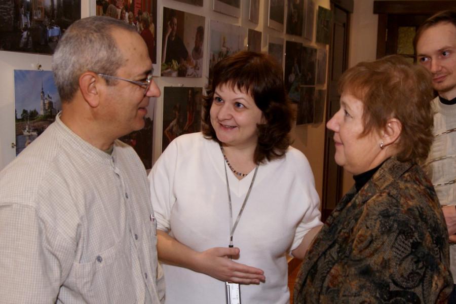 Валерий Авдасёв, Наталия Игнатович, Ольга Познина