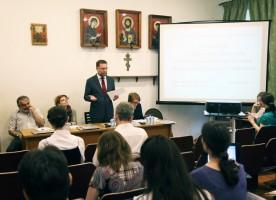 В СФИ состоялись защиты магистерских работ по теологии