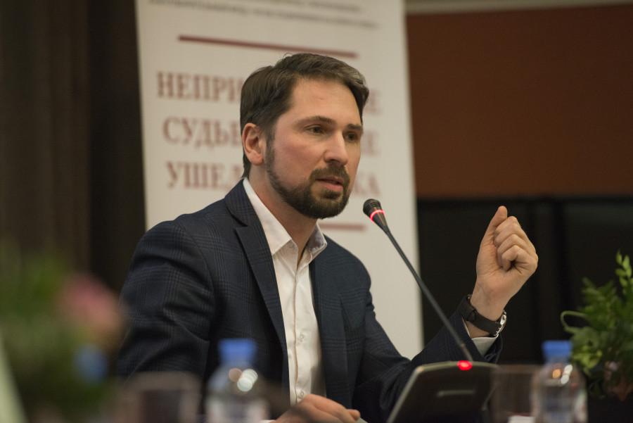 Алексей Андреевич Наумов, президент Культурно-просветительского фонда «Преображение»