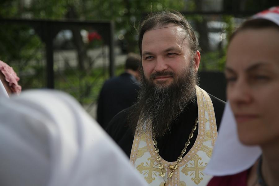 Наместник Крестовоздвиженского мужского монастыря игумен Флавиан (Матвеев)