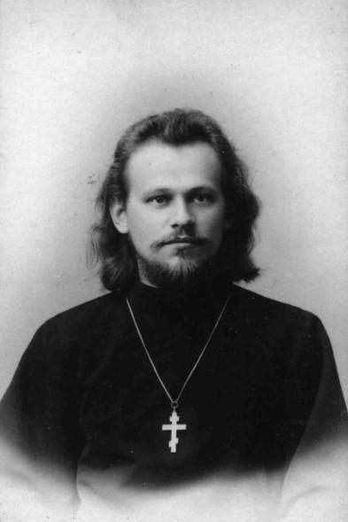 О. Александр Секундов