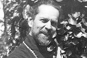 Священник Александр Ельчанинов. Фото с сайта www.damian.ru