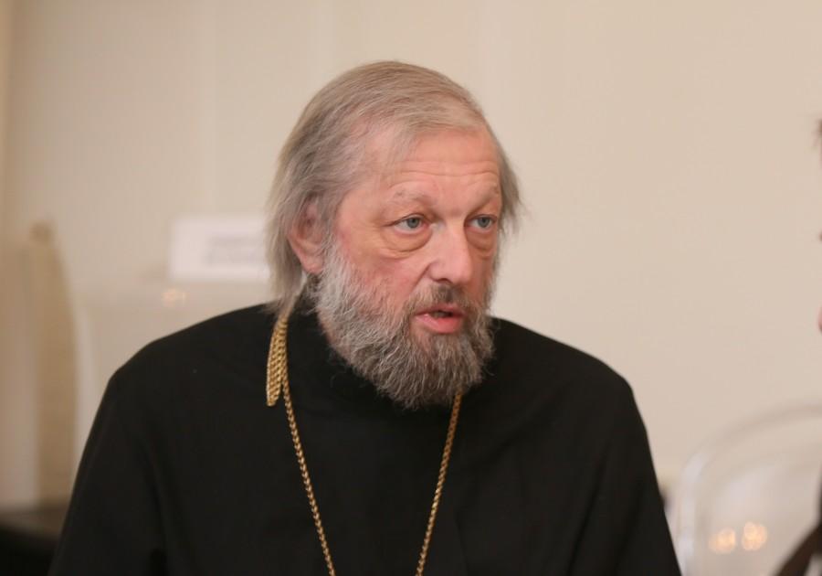 Fr. Alexander Lavrin