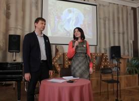 В Липецке прошел концерт «Пасха! В радости друг друга обнимем…»