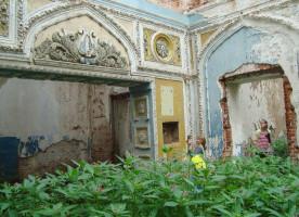 Даже руины вдохновляют