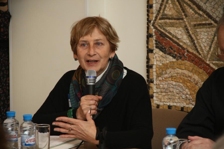 Выступление Ольги Седаковой