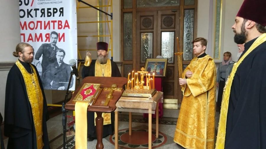 Протоиерей Богдан Северин, благочинный Симферопольской и Крымской епархии