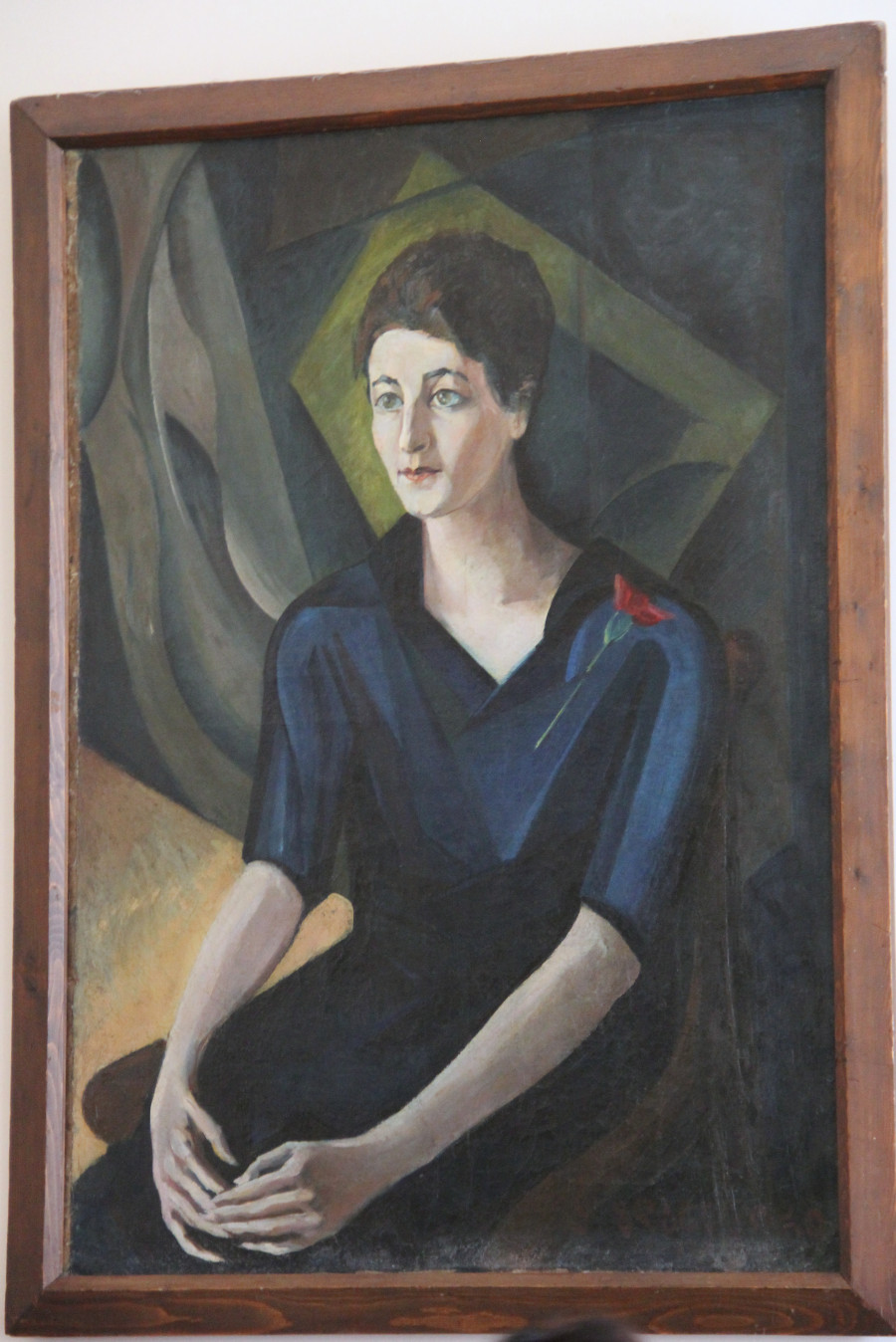 Портрет Нины Табидзе