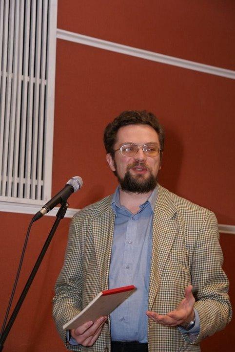 Сотрудник Института перевода Библии А.С.Десницкий