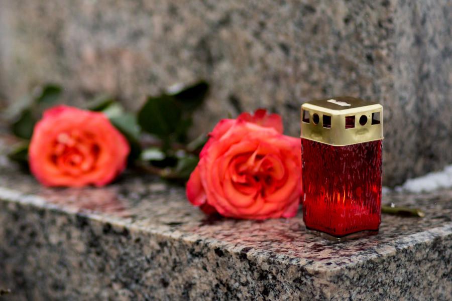 Акция «Молитва памяти» в Коломне