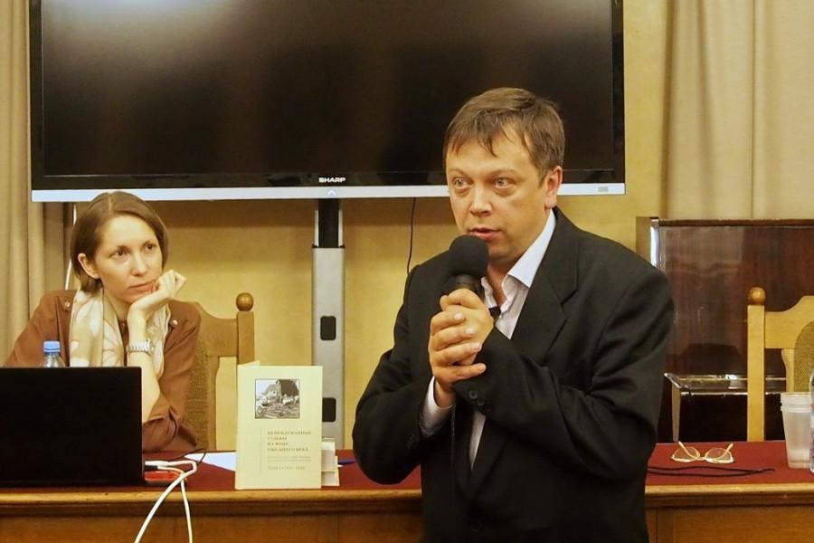 Павел Рогозный