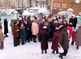 В Архангельской епархии РПЦ продолжается конфликт прихожан со священноначалием