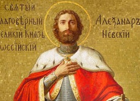 Возрожденное в Санкт-Петербурге Александро-Невское братство получило государственную ...