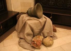 """В храме Христа Спасителя открылась выставка """"Non licet vos esse..."""""""