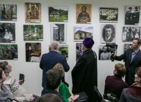 Выставка личных вещей священномученика открылась в Красноярске