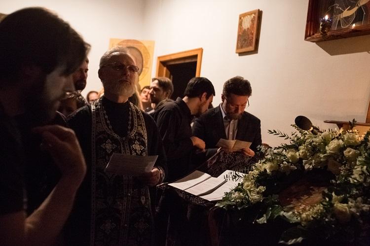 Фото из архива Свято-Филаретовского православно-христианского института / Алёна Каплина