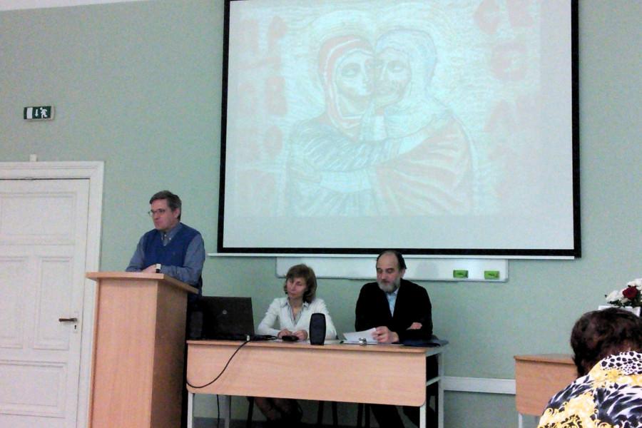 Владимир Лавренов, Иоанна-Яна Калниня, Александр Копировский