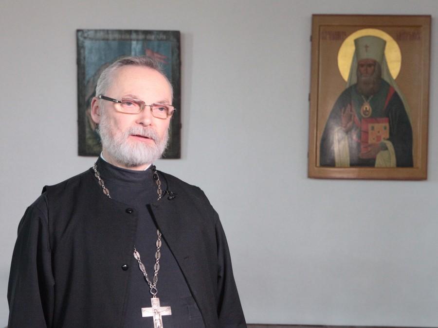 Священник Георгий Кочетков. Фото: Ольга Максимова
