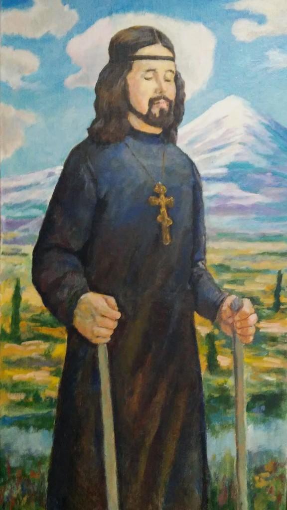 «Святой Антоний». В. Жижирин.