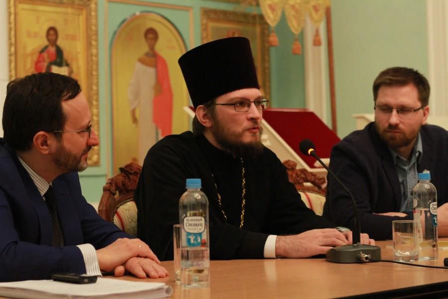 Иерей Антоний Русакевич