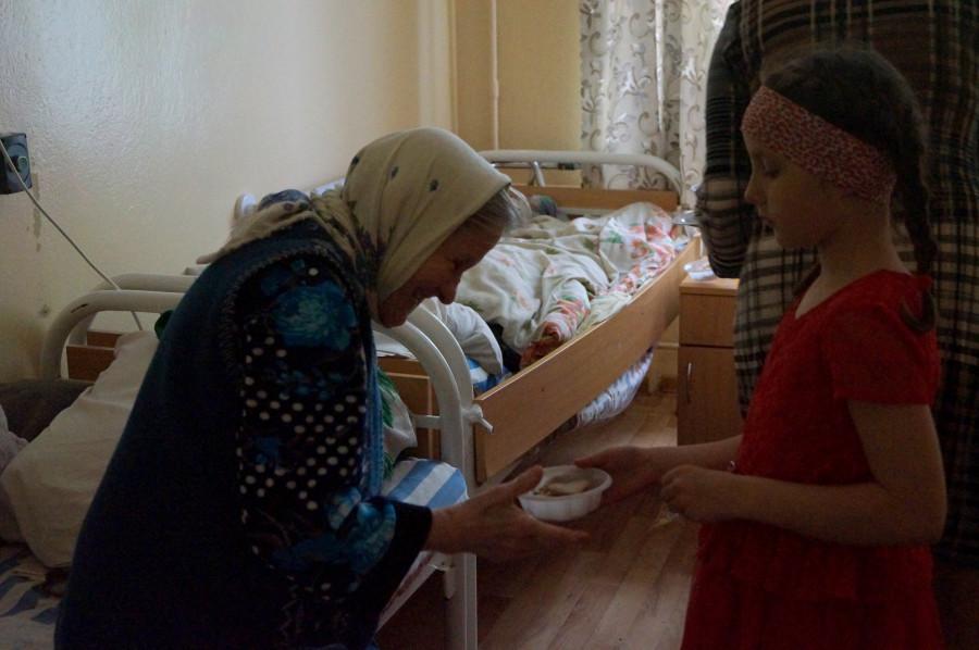 Дом престарелых на английском рассказ дом престарелых ложки