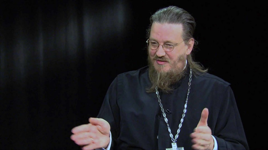 Archpriest John Behr, Dean of St. Vladimir's Orthodox Theological Seminary (New York)