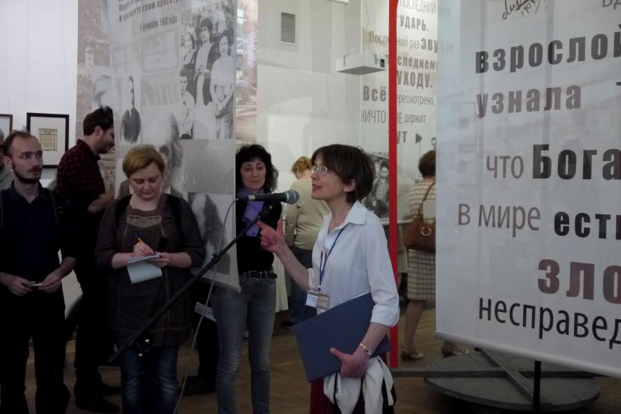 Татьяна Викторова, сотрудник издательства ИМКА-Пресс, секретарь издательства «Вестник РХД»