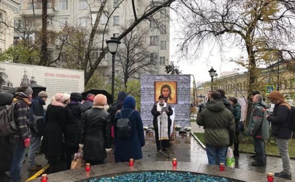 Сегодня в Москве и других городах проходит акция «Молитва памяти»