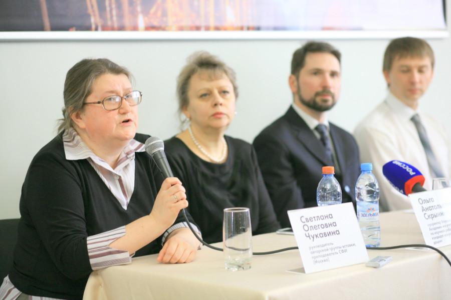 Светлана Чукавина, Ольга Скрынникова, Алексей Наумов