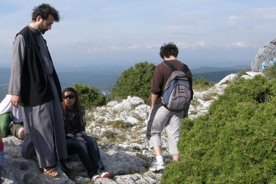 Праздник Преображения Господня: восхождение на гору Сент-Бом