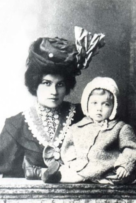 Анна Васильевна Войно-Ясенецкая (Ланская) - супруга Валентина Войно-Ясенецкого