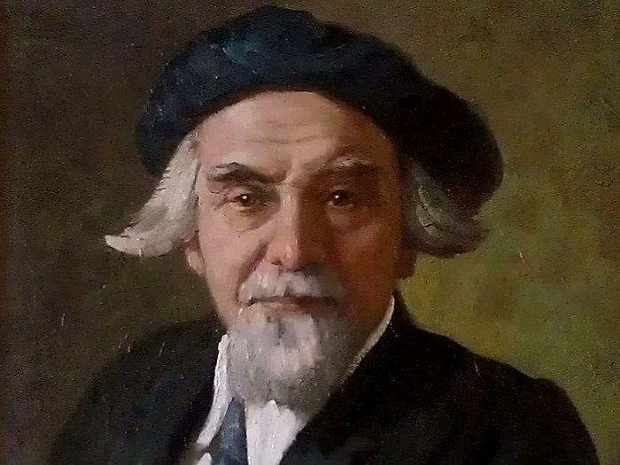 Портрет Николая Бердяева