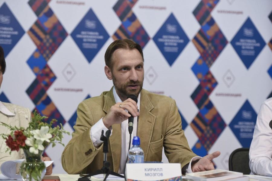 Кирилл Мозгов, председатель Свято-Серафимовского малого православного братства