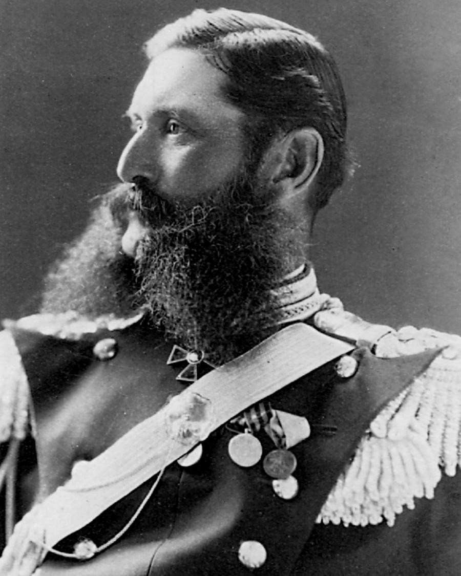 Князь Иван Федорович Шаховской, отец Д.И. Шаховского