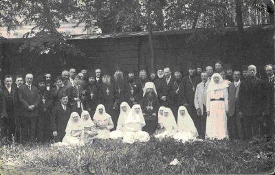 Приходской совет Александро-Невской лавры, 1920 г.