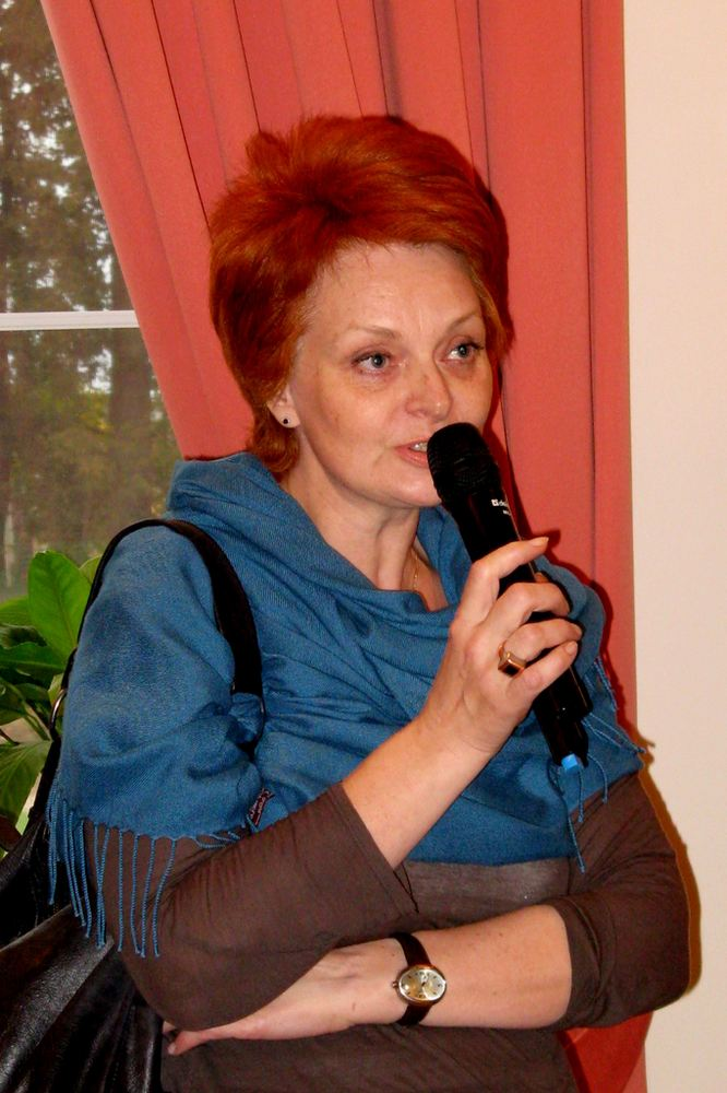 Татьяна Феоктистова