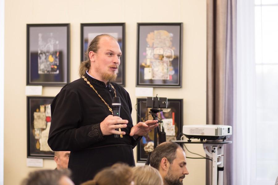 Священник Александр Кузнецов