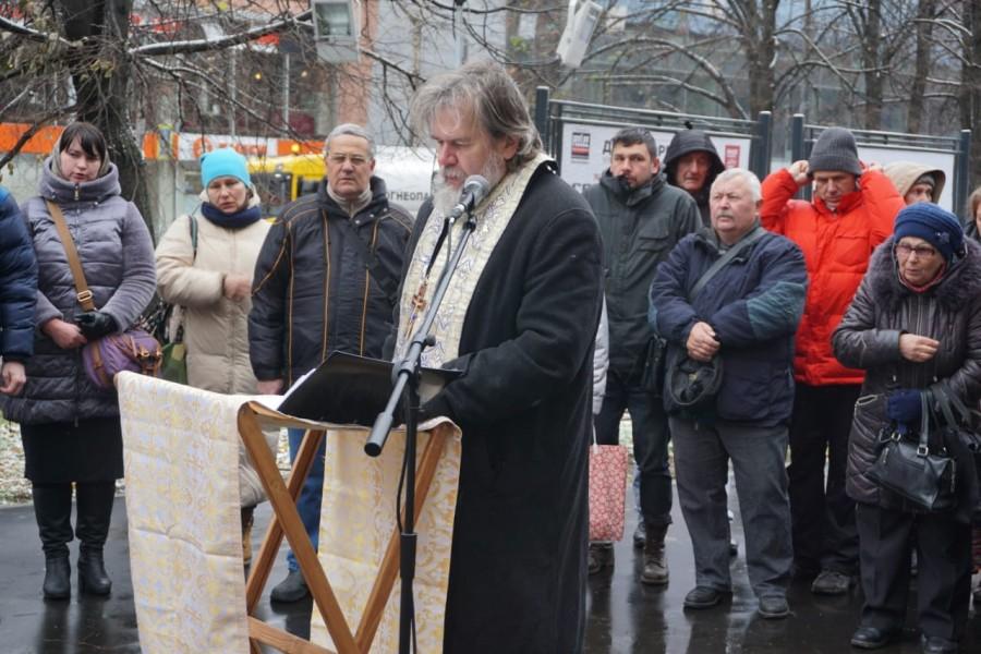 Протоиерей Олег Батов (Москва)