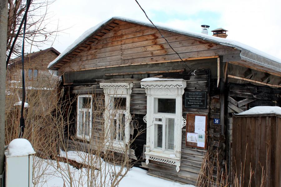 Дом семьи священника Михаила Шика в Малоярославце