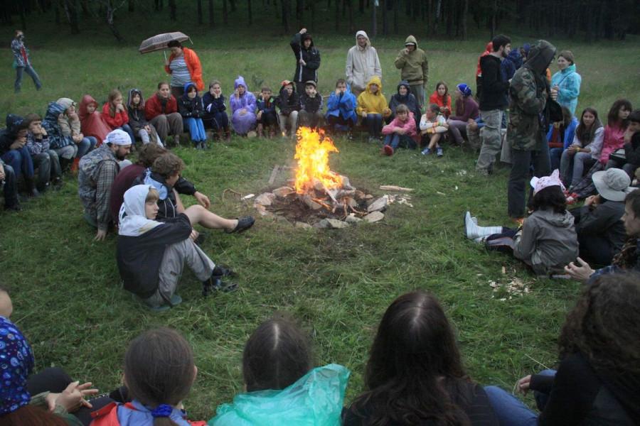 Подведение итогов в лагере