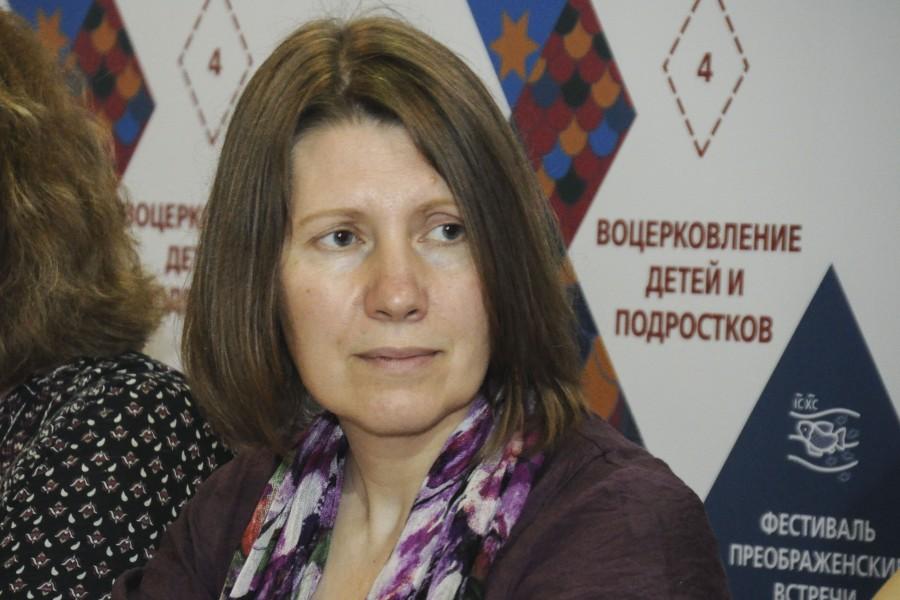 Ольга Синицына