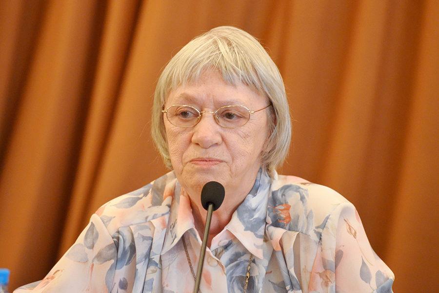 Лидия Головкова. Фото с сайта www.pokrov.pro