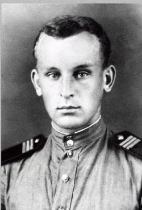 Николай Никулин. 1942 г.