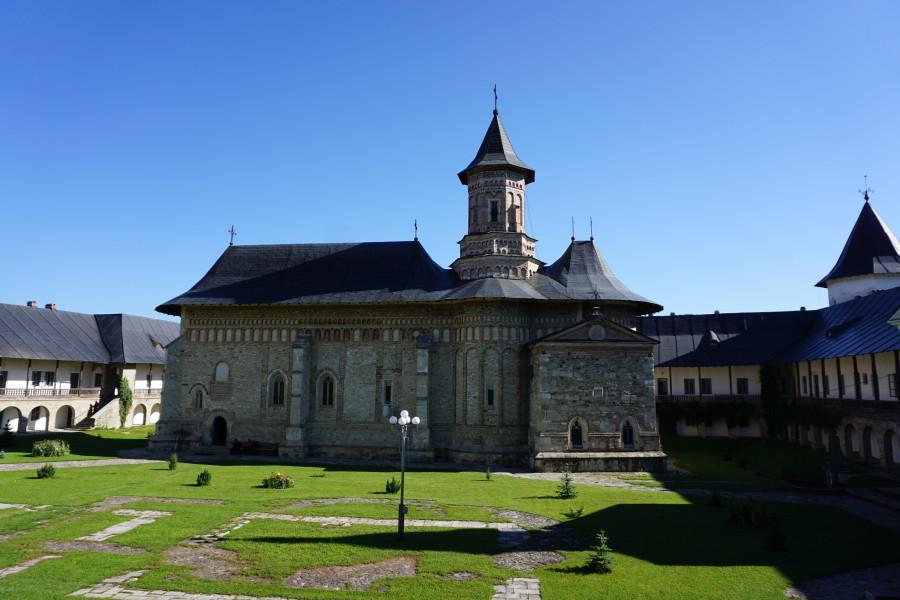 Нямецкий монастырь. Румыния