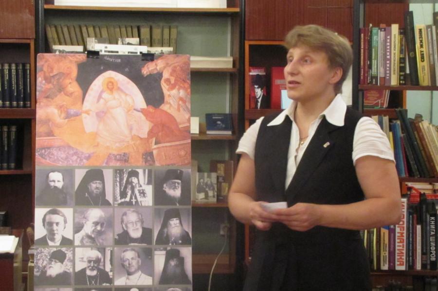 Тамила Золотикова