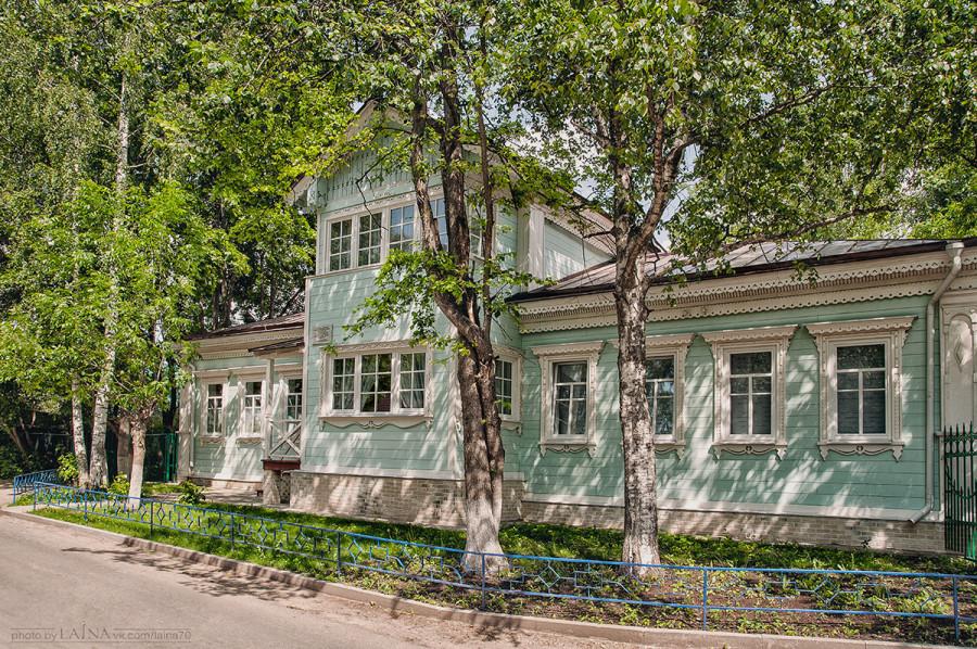 «Дом священномученника Серафима, епископа Дмитровского», г. Дмитров