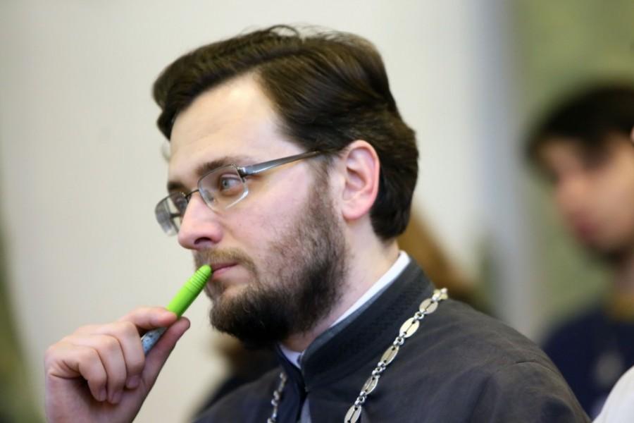 Священник Святослав Сёмак