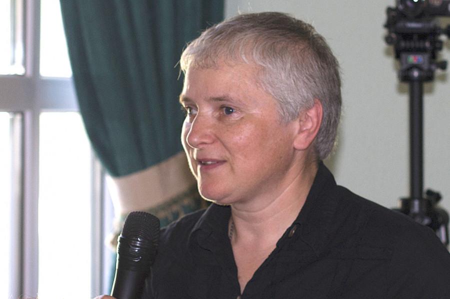 Анна Адельгейм, дочь о. Павла
